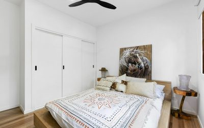 Timber vs Carpet Flooring. What Works Best in a Bayside Bedroom