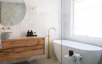 How to Choose Tiles for Your Next Bathroom or Kitchen